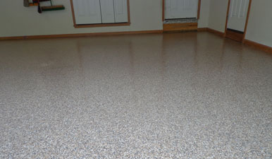 Epoxy Floor Columbus Ohio