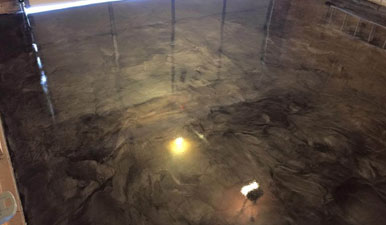 Epoxy Floor Columbus