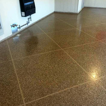 Epoxy Concrete