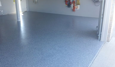 Columbus Epoxy Floor Coating OH