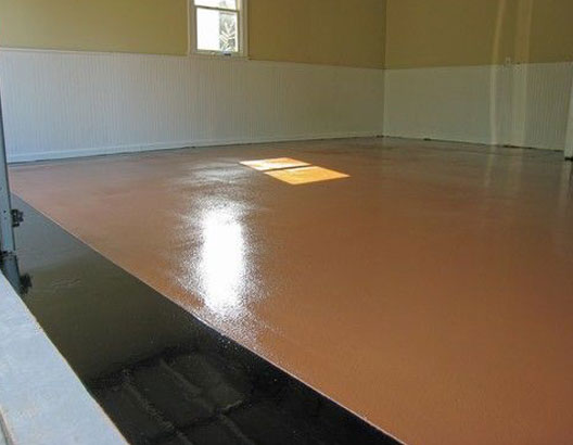 Columbus Rubberized flooring Coating