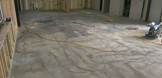 Marble Epoxy Floor Columbus Ohio