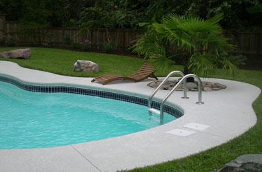 Pool Deck Repairing