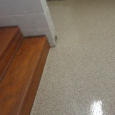 Basement Floor Epoxy Sealant