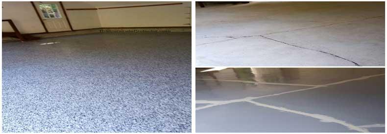 Concrete Repair And Coatings