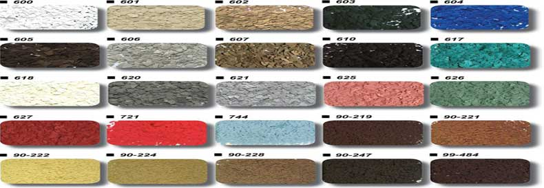 Various Types Of Epoxy Flooring