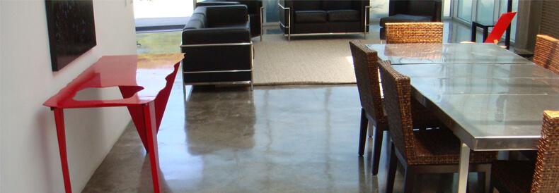 concrete polishing residential