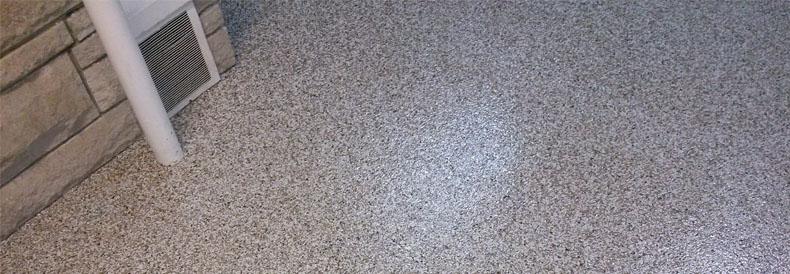 flake epoxy flooring